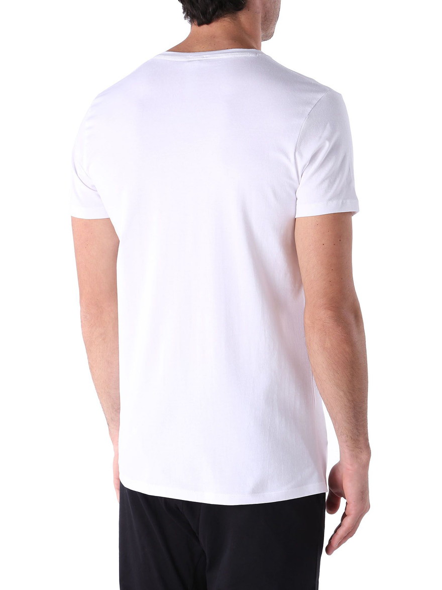 Diesel Umtee Michael V Neck T Shirt T-Shirts, from ApacheOnline