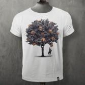 Burger Tree T Shirt