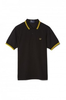 M3600 Twin Tipped Pique Polo Shirt