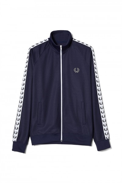 J6231 Taped Track Top