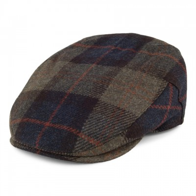 Cambridge Wool Flatcap