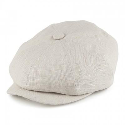 a55db4f2 Failsworth Irish Linen Alfie Newsboy Cap Headwear, from ApacheOnline