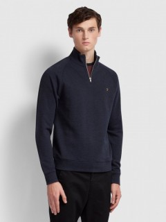 F4KS80H3 Jim 1/4 Zip Sweatshirt