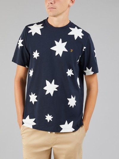 F4KS9010 Blackburn Star T Shirt