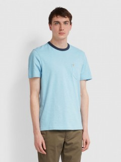 F4KM9027 Groove Pocket T Shirt
