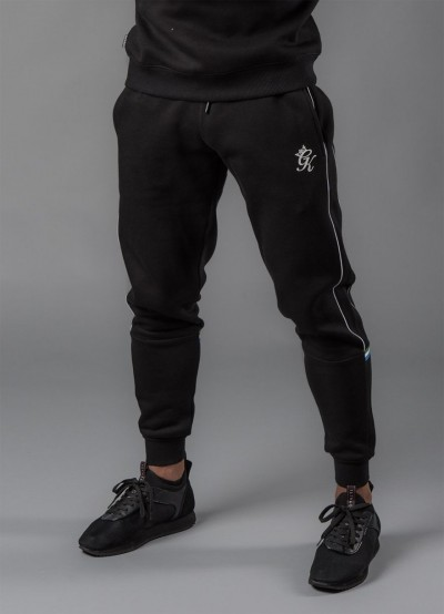 GK Lewis Retro Taped Tracksuit Bottoms