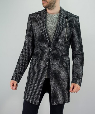 Gus Signature Collection Overcoat
