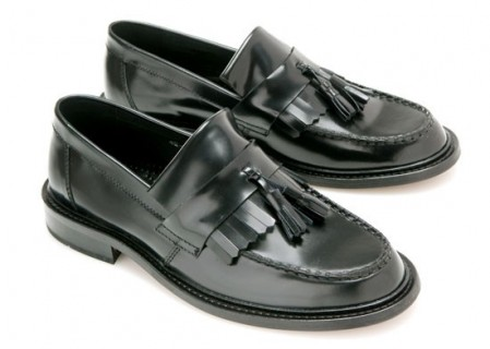 Selecta Fringe And Tassle Loafer