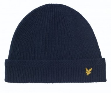 HE305CL Racked Rib Beanie Hat