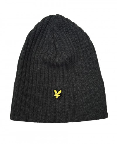 HE502A Lined And Ribbed Beanie