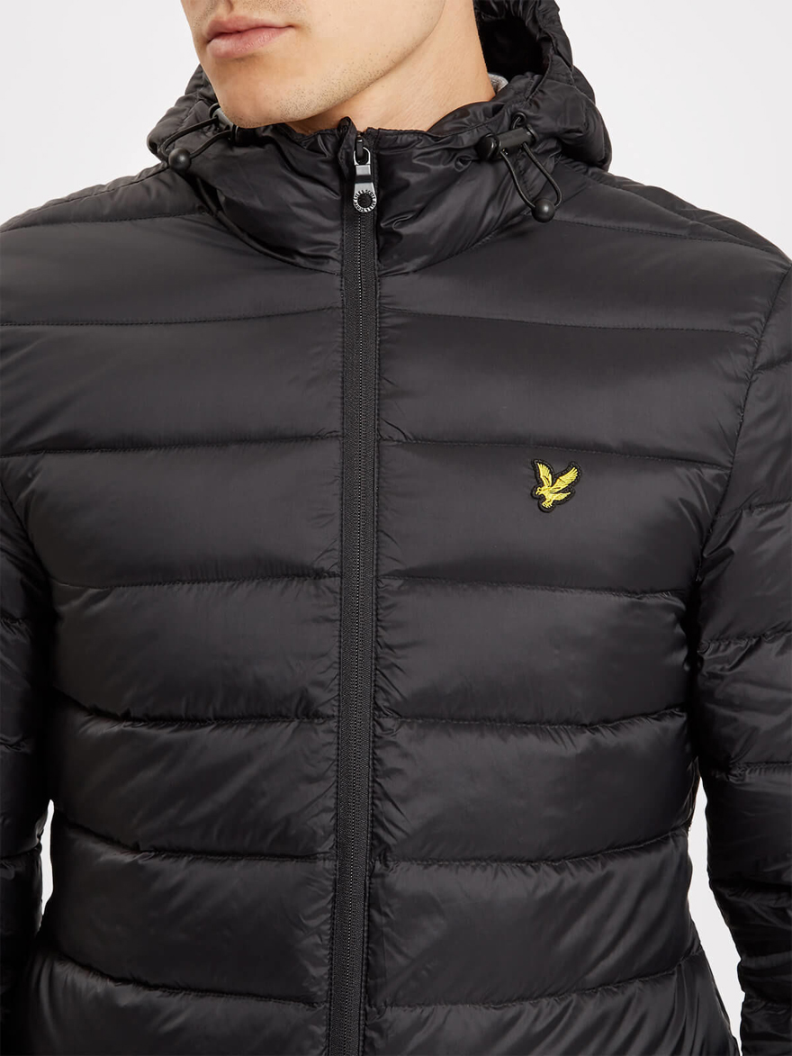 lyle and scott jk713v lightweight puffer jacket jackets from apacheonline. Black Bedroom Furniture Sets. Home Design Ideas