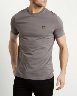 TS400V Plain Crew Neck T Shirt