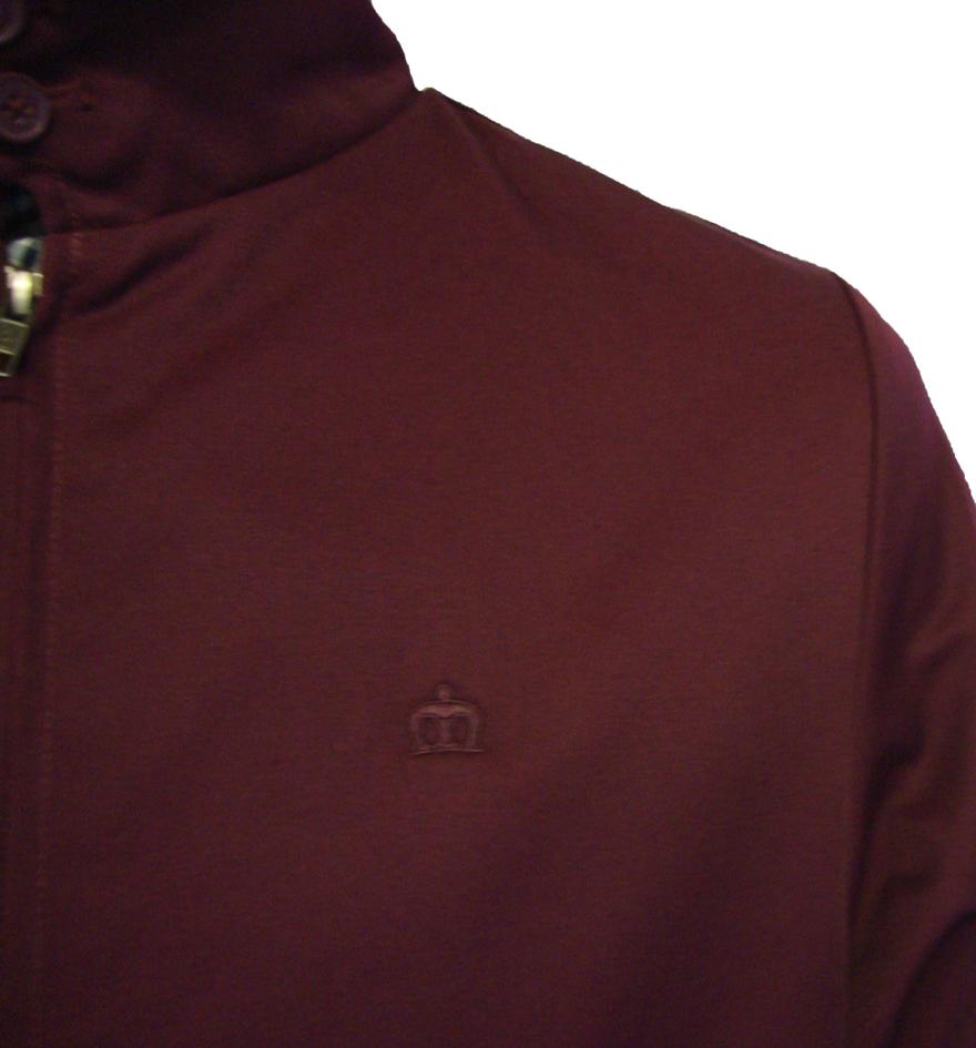 merc harrington jacket size guide