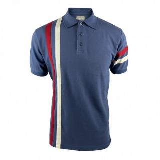 SS2388 Twin Stripe Polo Shirt