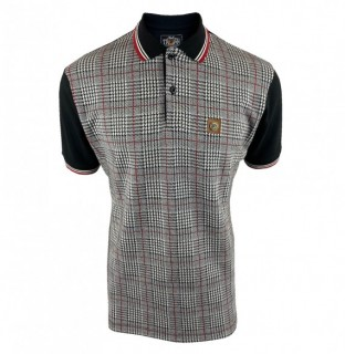 TR8614 Prince Of Wales Panel Polo