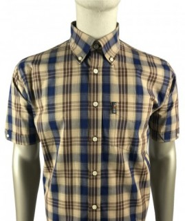 TC1005 Shadow Check Shirt