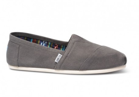 Classic Canvas Slip On Shoe