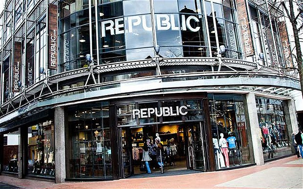 Republic Administration Leaves Huge Debts Of £33m