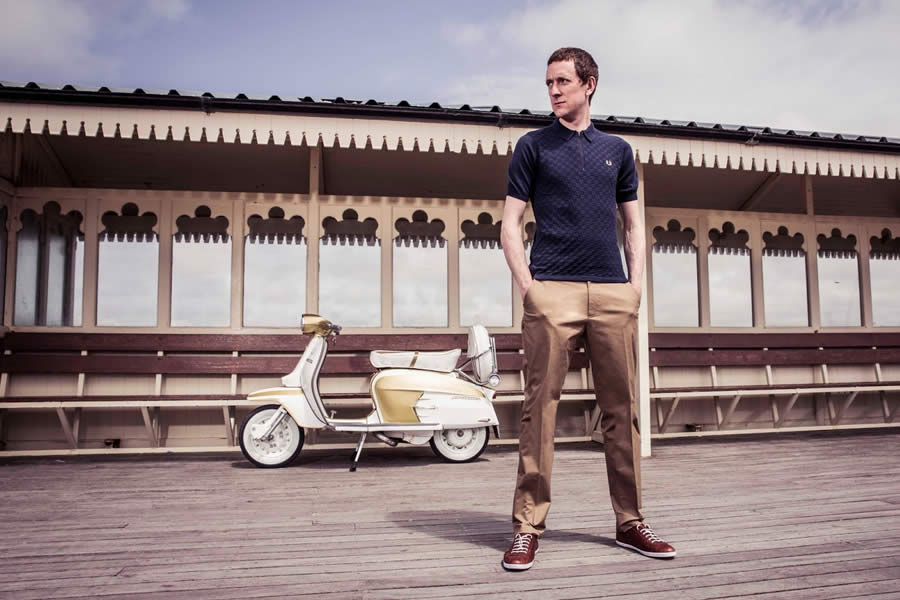 Fred Perry Autumn Winter