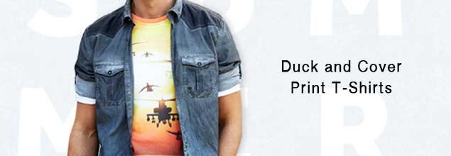 duck and cover clothing mens fashion