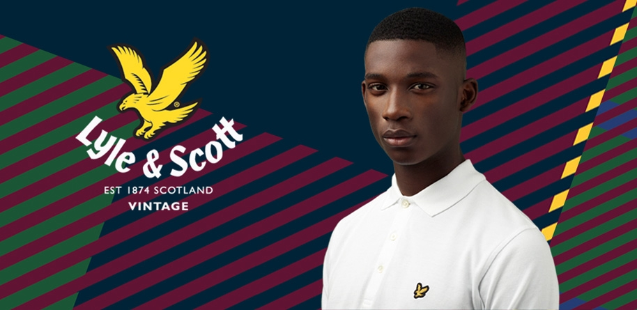 Lyle and Scott Spring Summer 2014