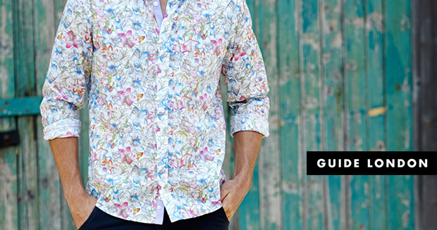 guide london shirts floral fashion review spring summer 2014