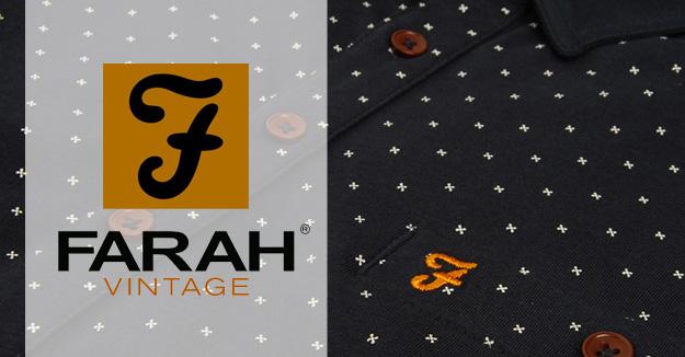 Farah Vintage Rucksack