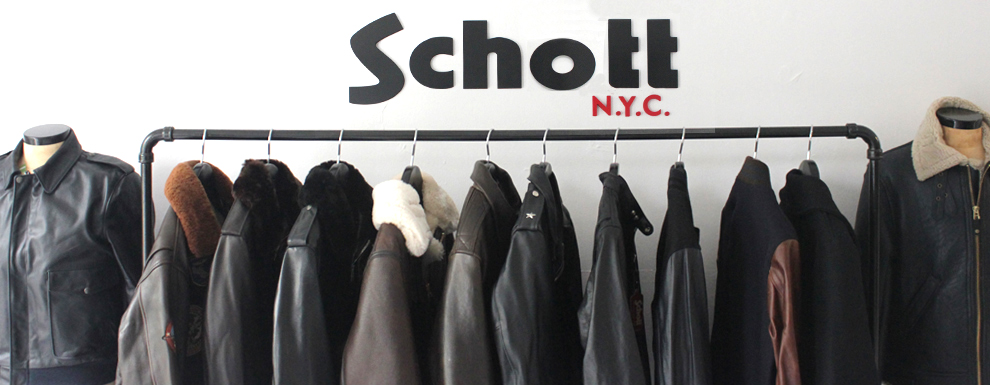 Schott NYC Winter Jackets