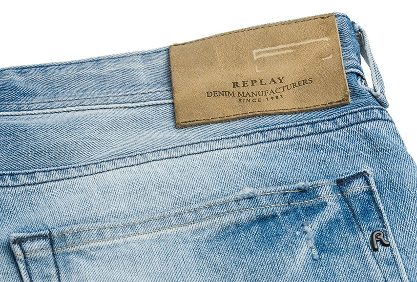 10% off new SS17 Replay Jeans!