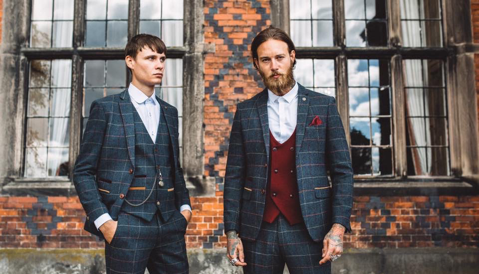 MARC DARCY Suits: The brand to SUIT any style, the way you want it.